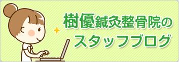 阪井鍼灸整骨院のスタッフブログ